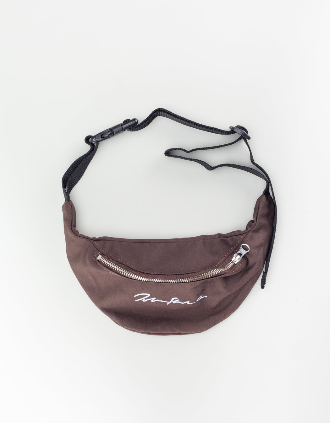 Polar Signature Hip Sack Bag Brown