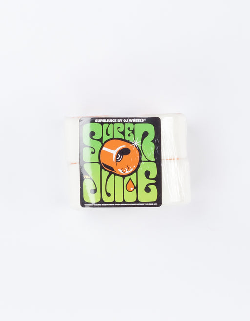 OJ's Wheels Super Juice 78A White Size 60mm
