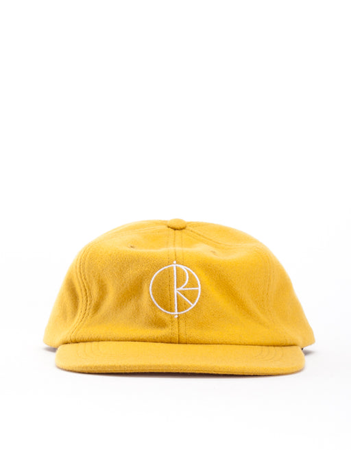 Polar Wool Hat Yellow