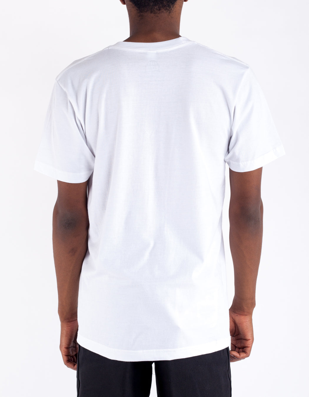 Goodnews Globe Logo Tee White