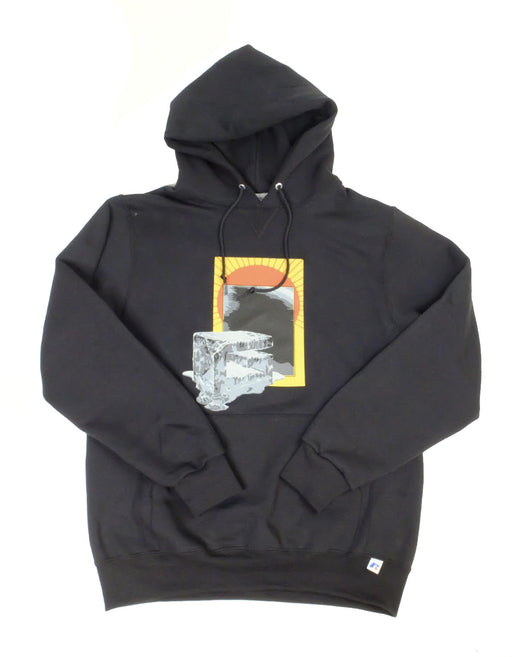 Goodnews Heater Hoodie in Black