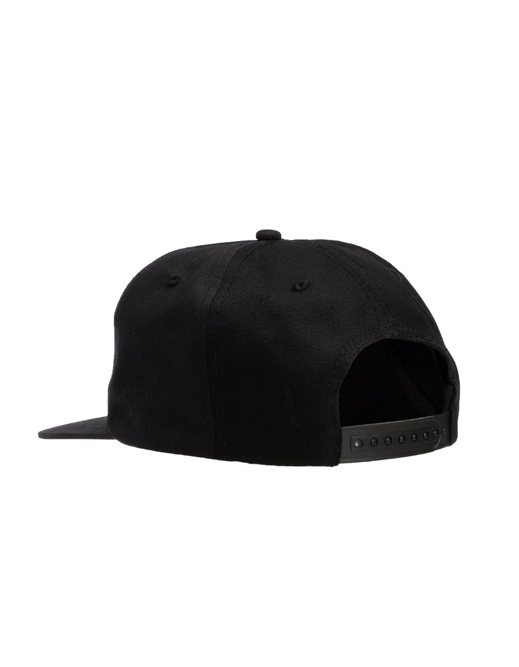 Hockey Metal Hat Black