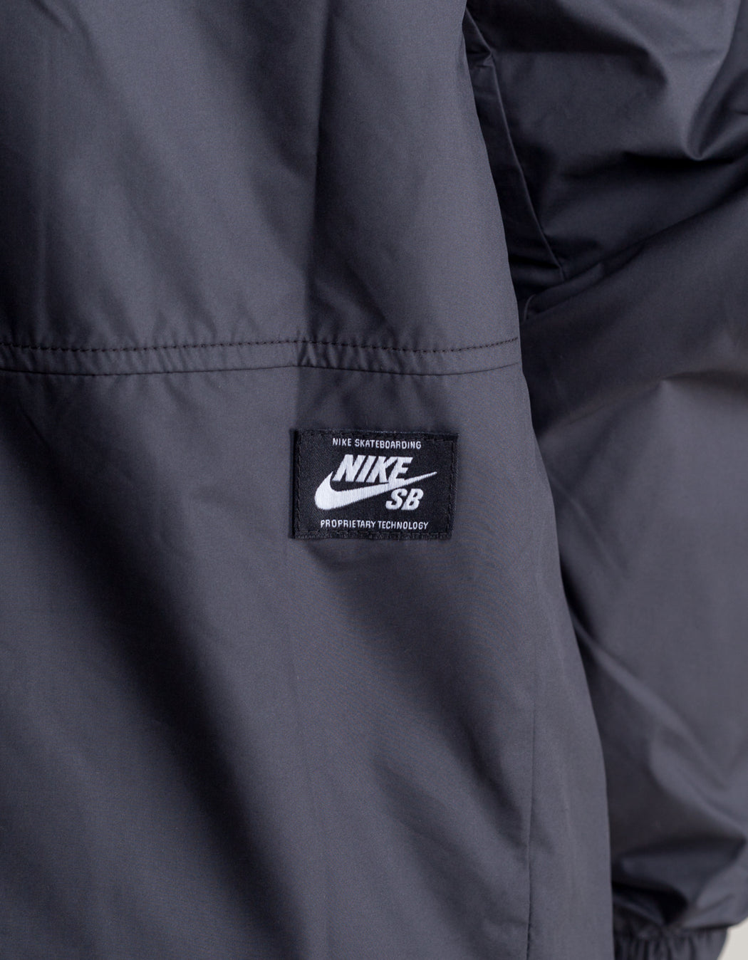 Nike SB Shield Coaches Jacket Black