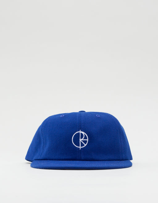 Polar Canvas Hat Royal Blue