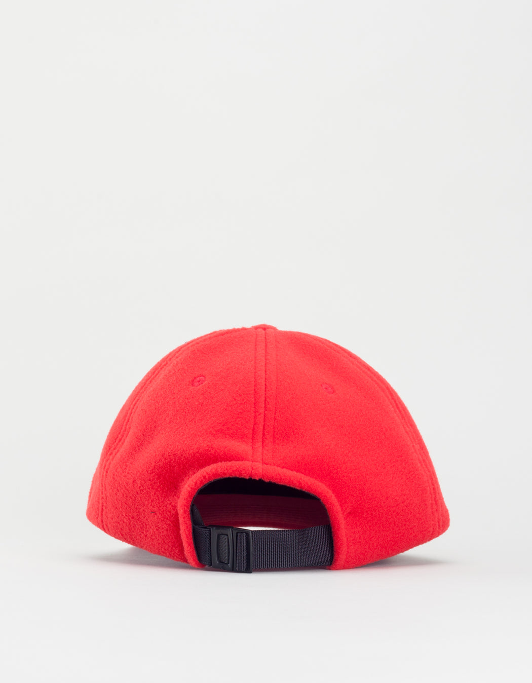 Polar Fleece Hat Red