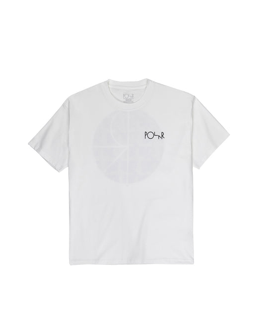 Polar Klez Fill Logo Tee White