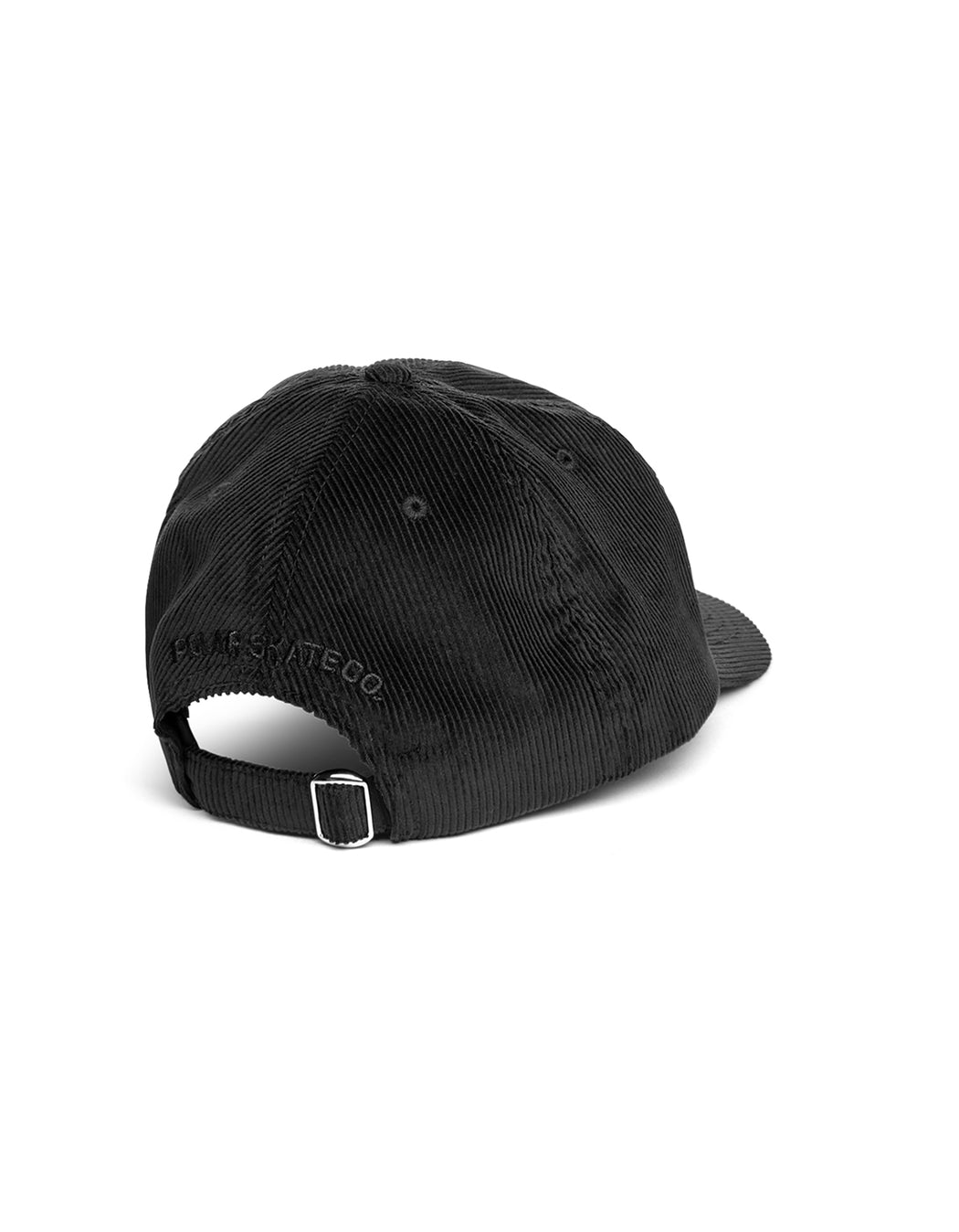 Polar Cord Hat Black