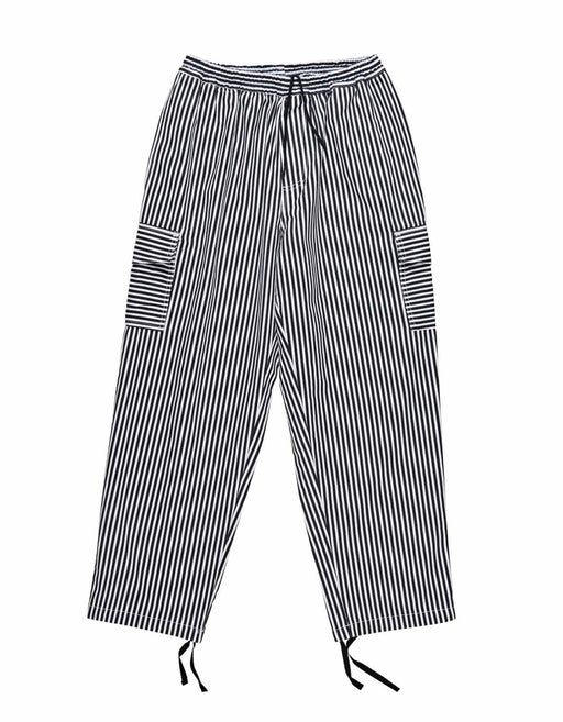 Polar Striped Cargo Pants Black