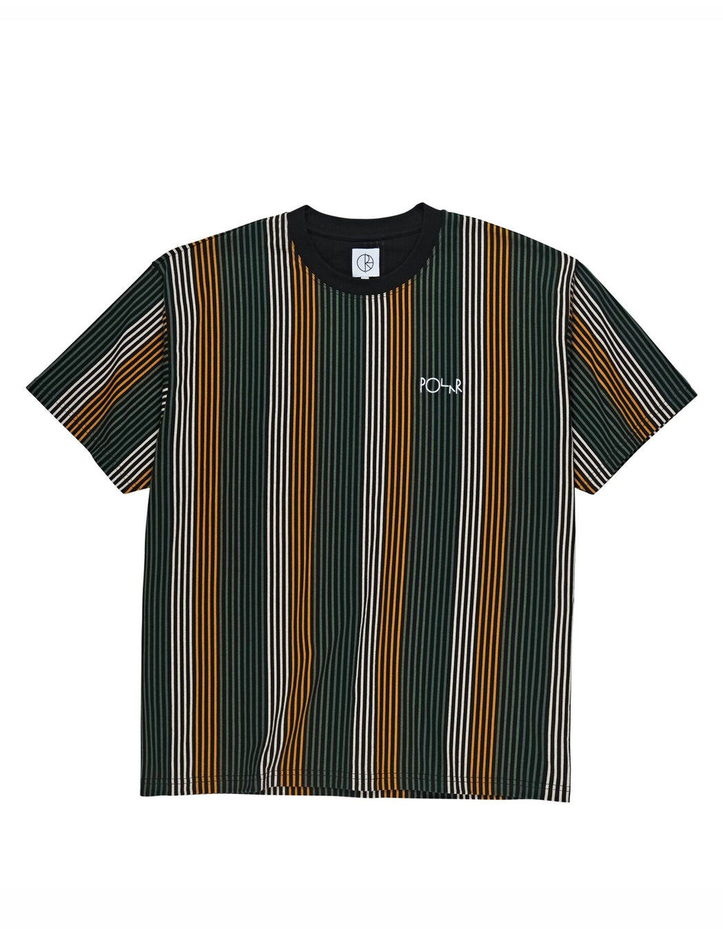 Polar Multi Color Tee Black