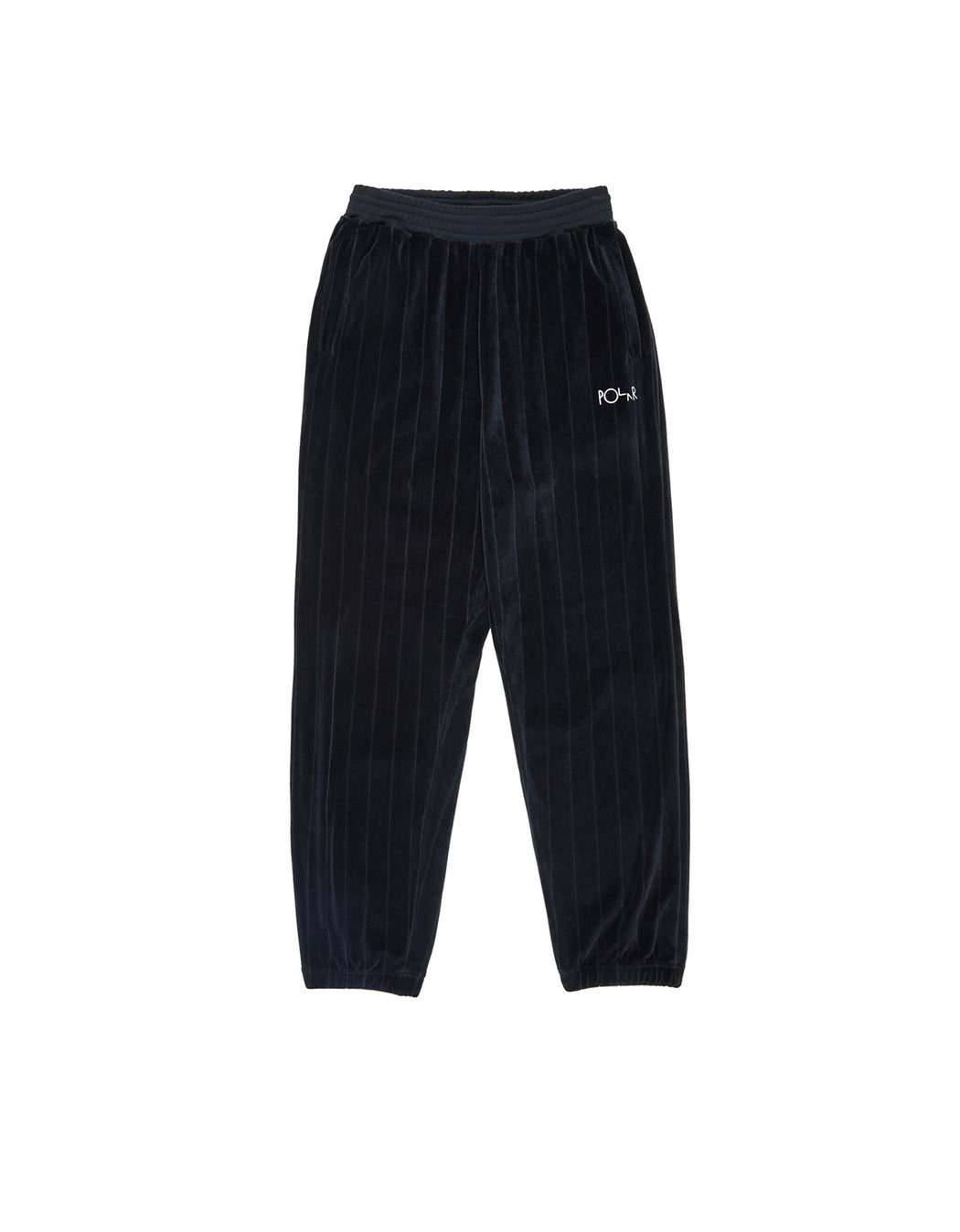 Polar Velour Sweat Pants Black