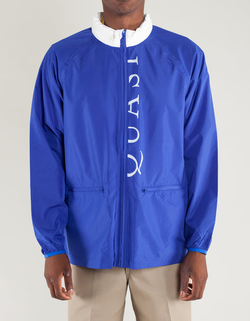 Quasi Verse Jacket Royal Blue