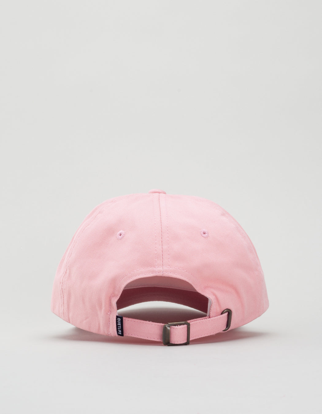 The Quiet Life Worry About It Tomorrow Dad Hat Pink