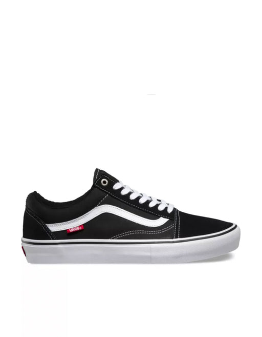 Vans Old School Pro, Black White