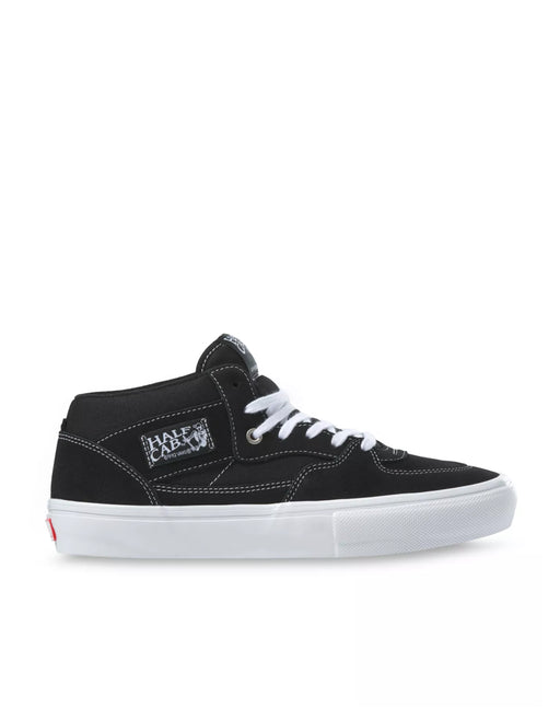 Vans Skate Half Cab in Black/White