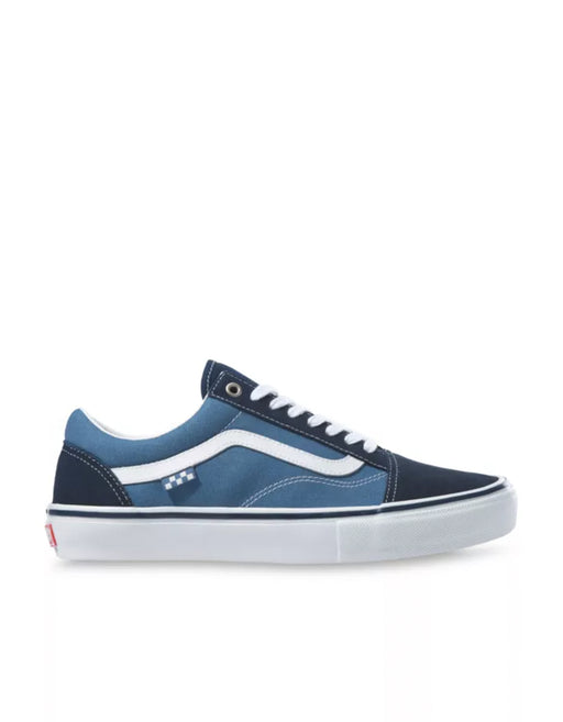 Vans Skate Old School in Navy/White