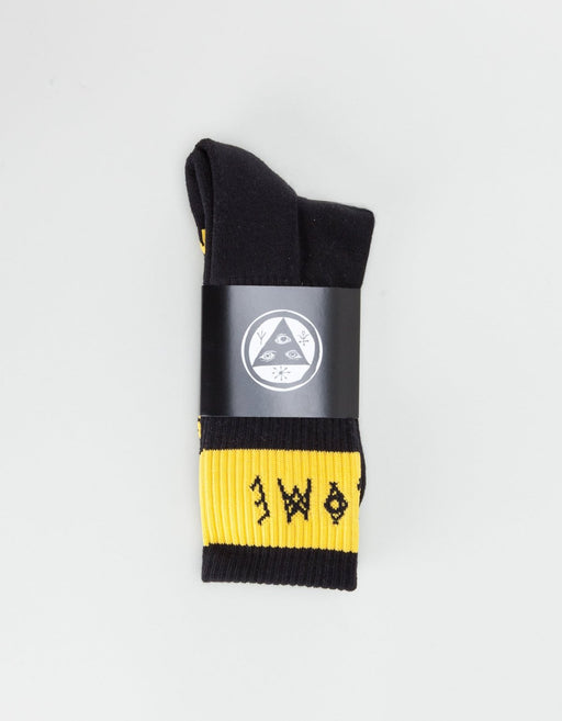 Welcome Summon Something Socks Black