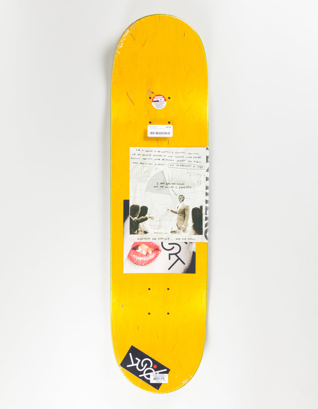 Yogrt Skateboards Daan Multi 8.5