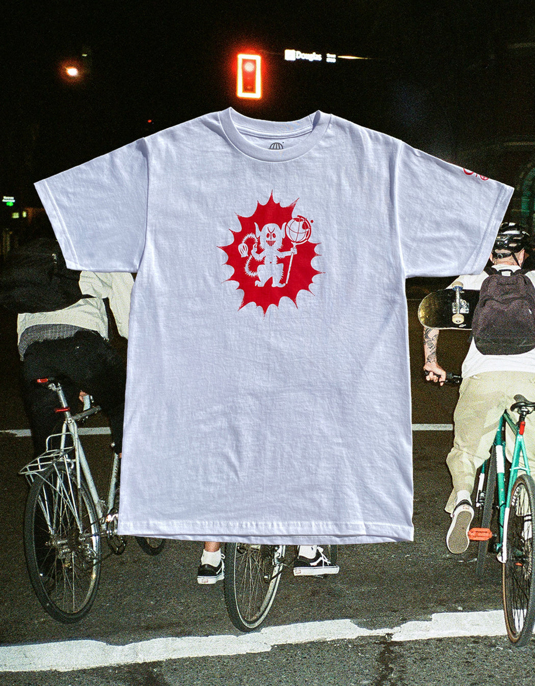 Goodnews No Good Tee White