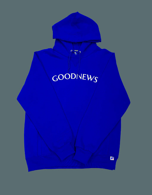Goodnews Crew Hoody Royal Blue