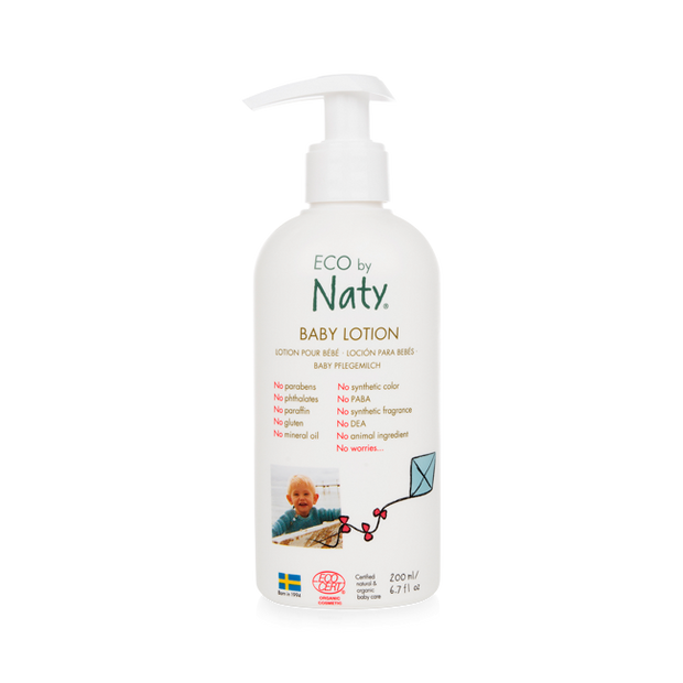 ECO by Naty Baby Lotion