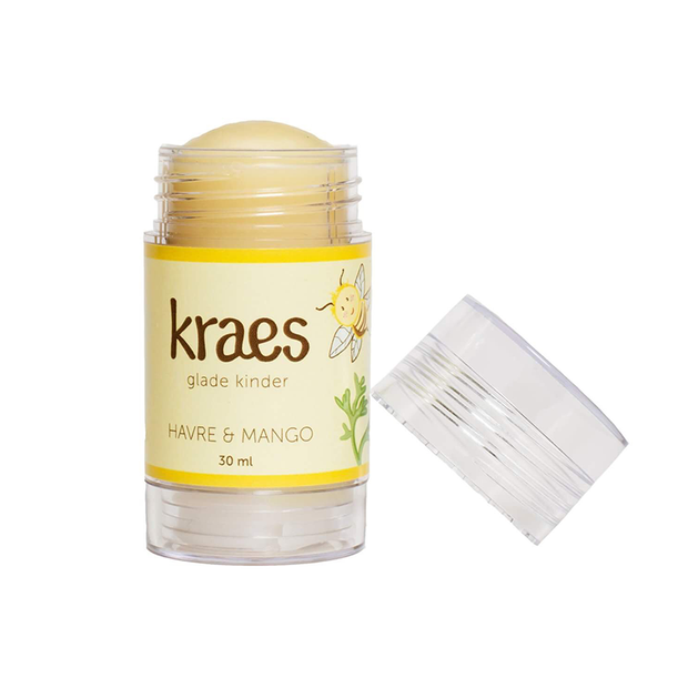 Kraes Glade Kinder med havre og mango 30 ml