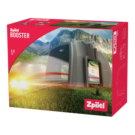 Zpiiel 1011 Booster Tunnel