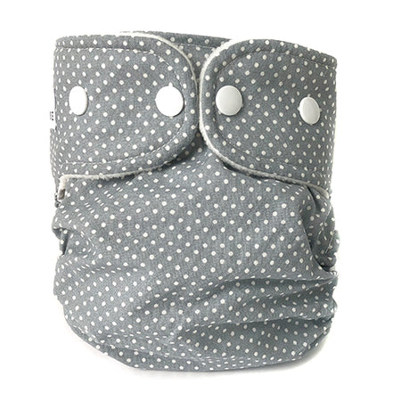 WeeCare Easy Cover – Dots Dusty Blue
