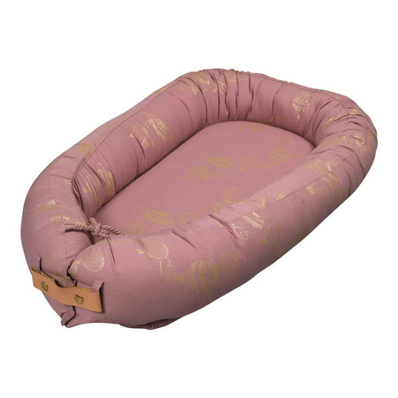 Filibabba BabyNest - Airballoon Dusty Rose