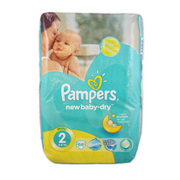 Pampers baby-dry (Tilbud)