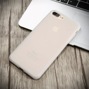 Durable, Ultra Slim, Silicone Cases. Available for all iPhone models. Transparent