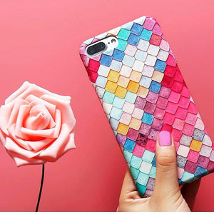 Phone Case With Color Scales