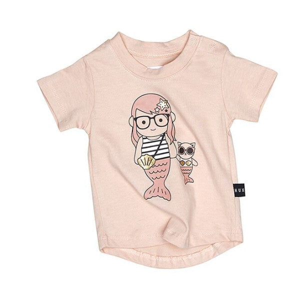 Mermaid T-shirt - Huxbaby