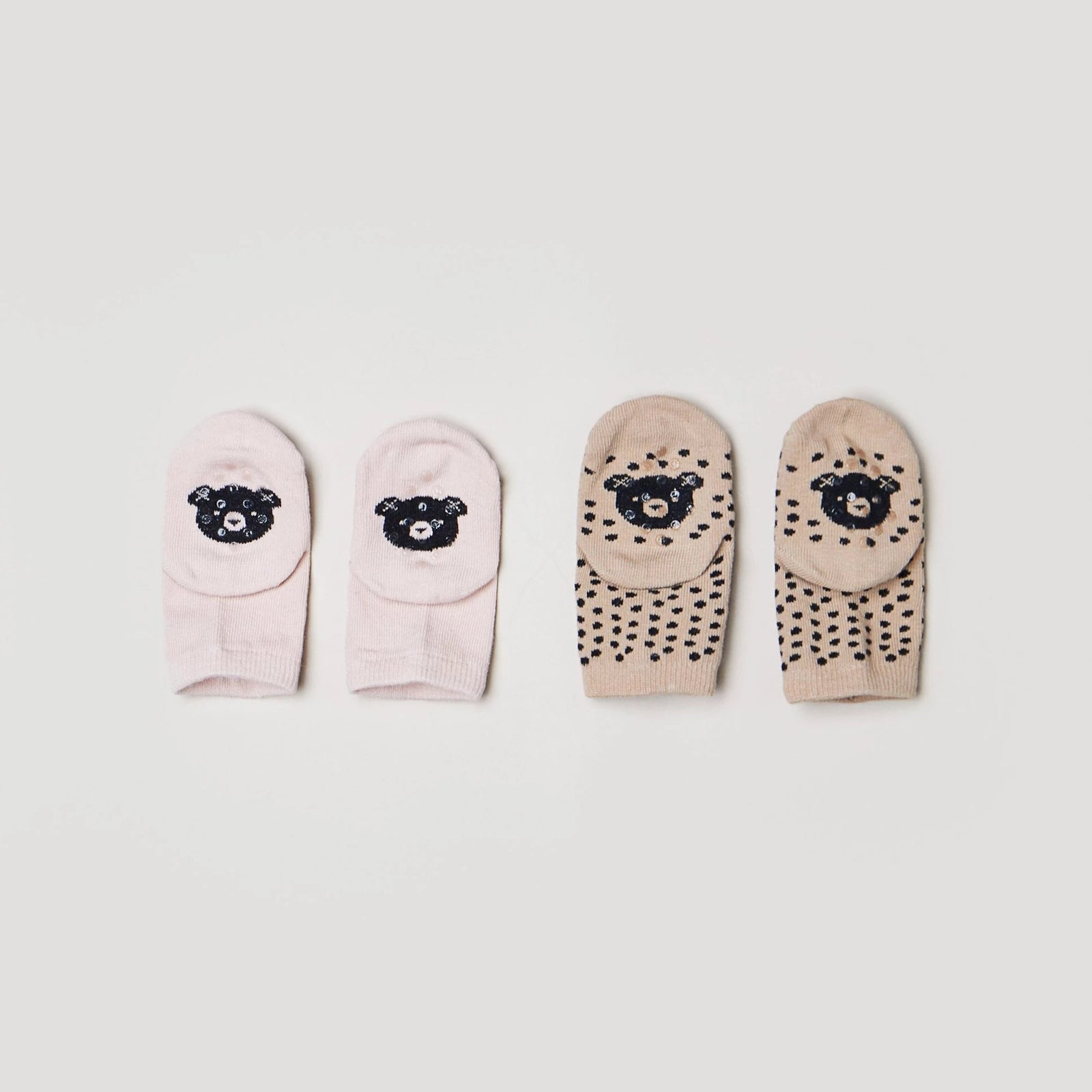 Freckle Sock 2PK - Huxbaby