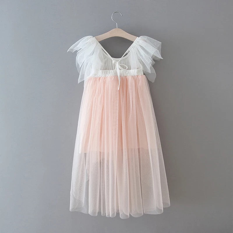 Chloe Dress - Pink