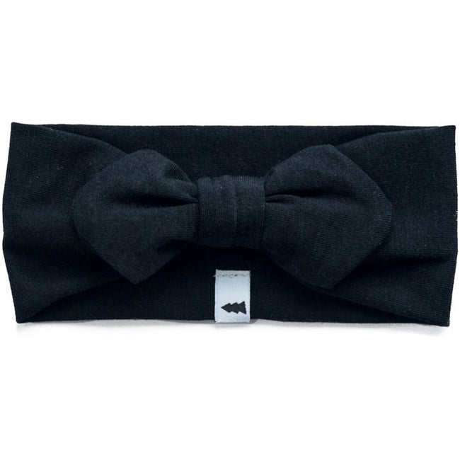 Headband (Black) - by North Kinder