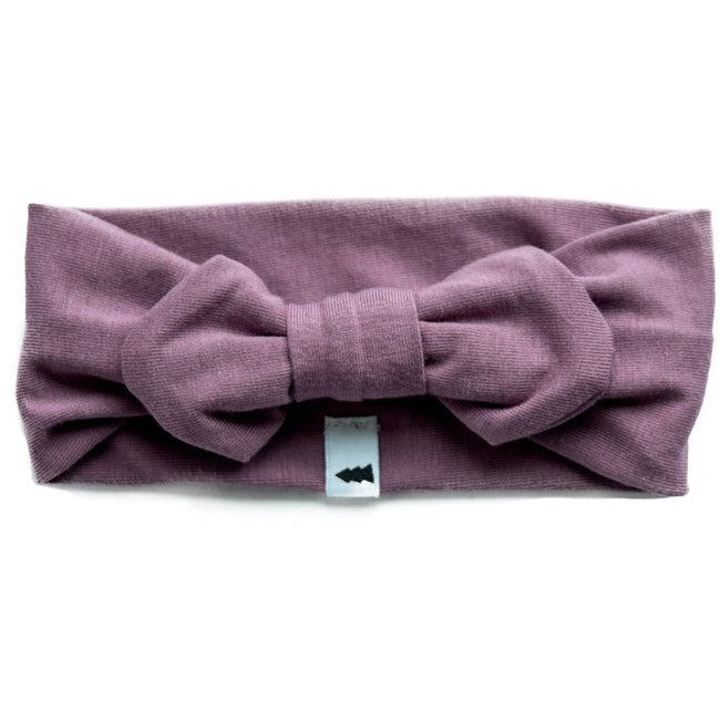 Headband (Mauve) - by North Kinder