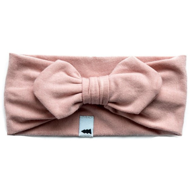Headband (Blush Rose) - by North Kinder