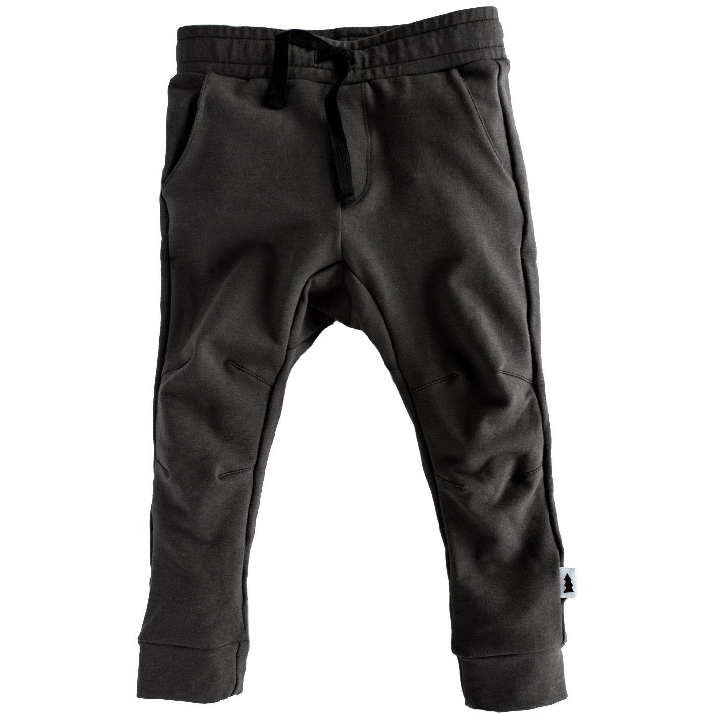 Rockford Joggers (Ash Black) - by North Kinder