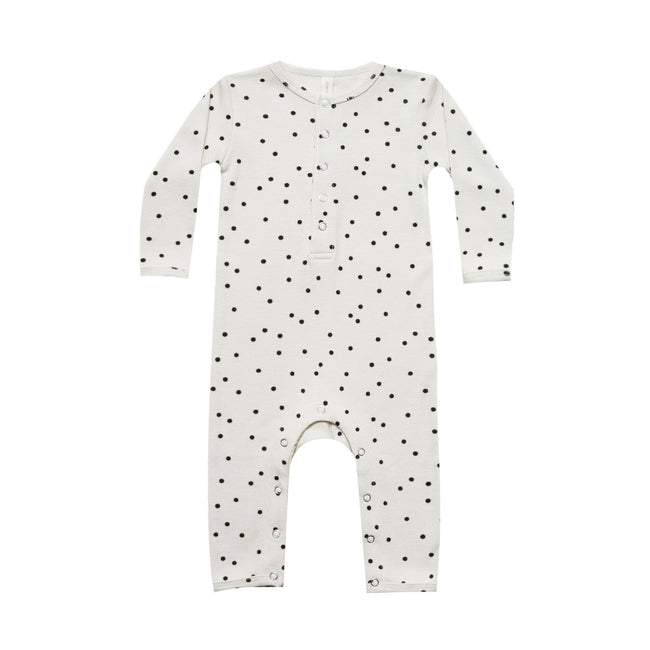 Pebble Ribbed Baby Jumpsuit - Quincy Mae