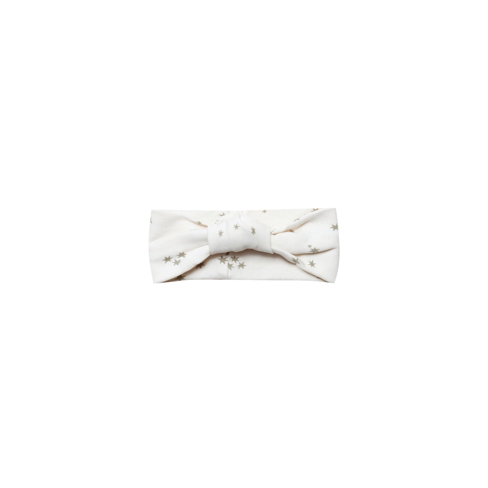 Ivory Baby Turban - Quincy Mae