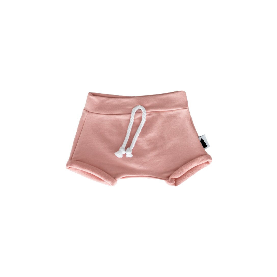 Baby Shorts (blush) - North Kinder