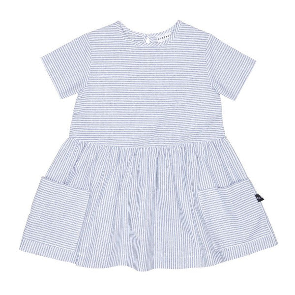Striped Darcy Dress - Huxbaby