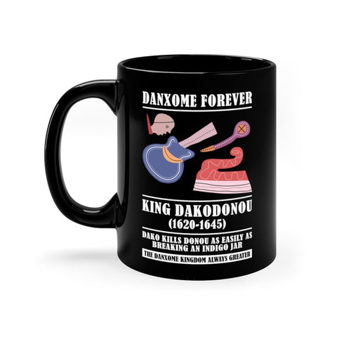 Mug Noir King DAKODONOU