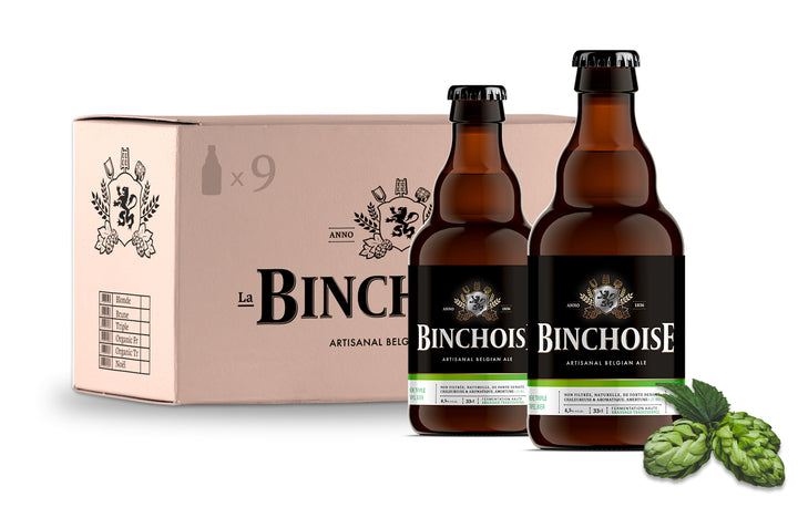 Pack Binchoise Triple 9x33cl