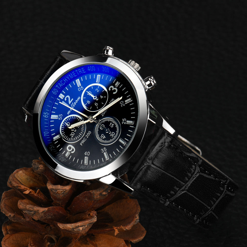 Fabulous Hot Sale Men or Women's Watch Faux Leather