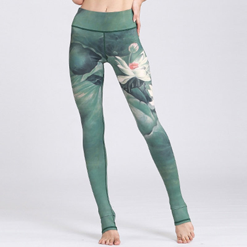 New Lotus Leggings - 2021