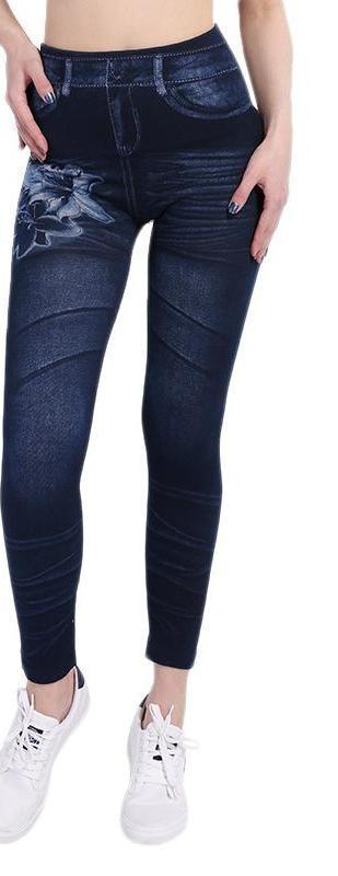 New Woman Fashion Slim Jeans Women Leggings