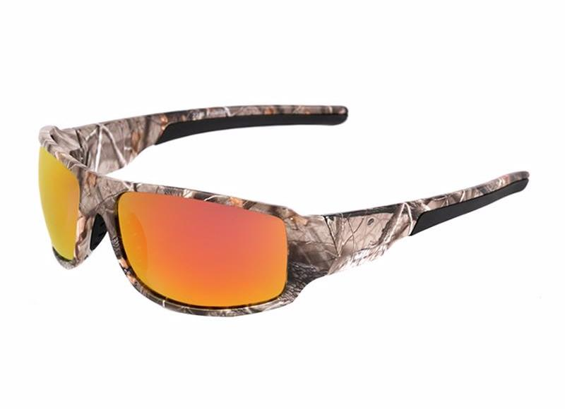 Brand Polarized Sunglasses Camouflage Frame Sport Sunglasses - Fishing - Snow Sports