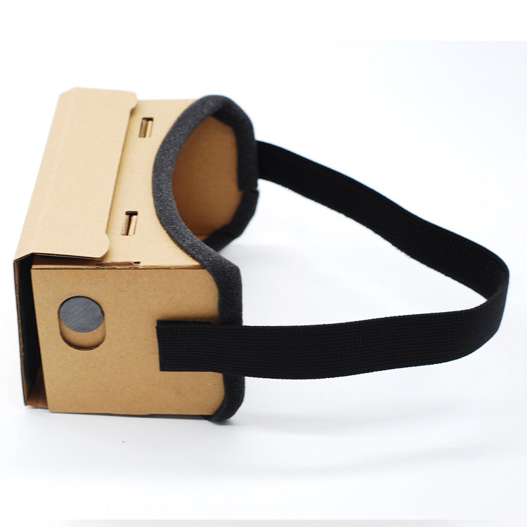Ultra Clear DIYGoogle Cardboard VR Glasses