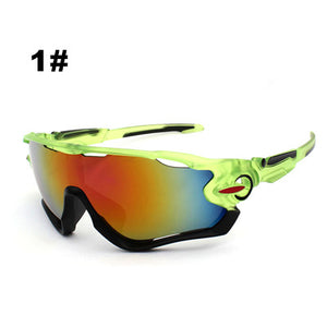 Glasses for Driving Anti-Explosion MTB Bicycle Cycling Sport Sunglasses - Goggles